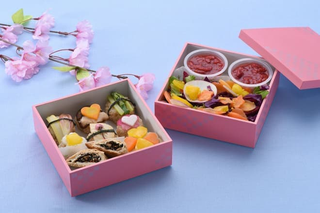 アトレ「彩り鮮やか 手まり寿司弁当」
