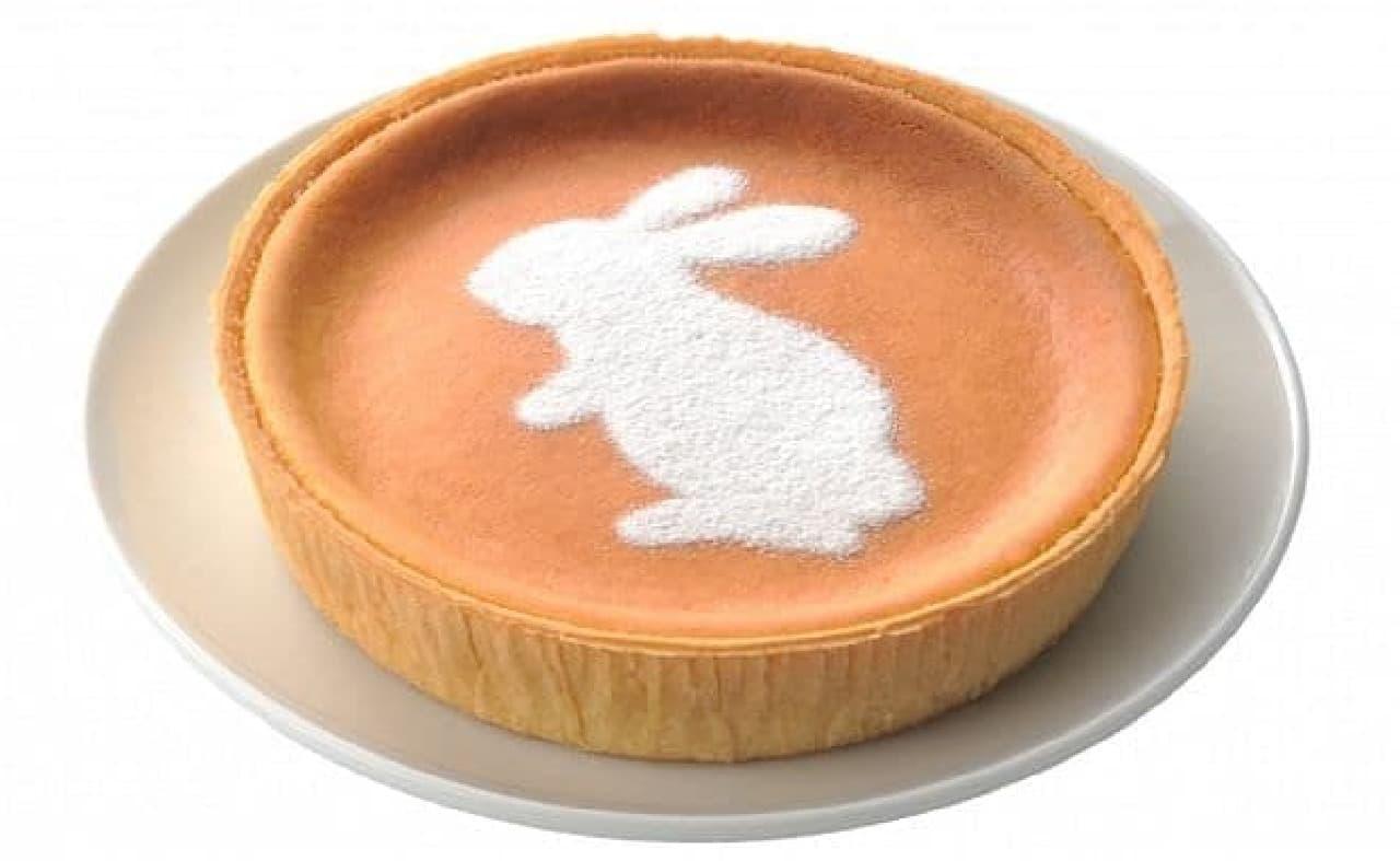 モロゾフ「イースター デンマーククリームチーズケーキ 」