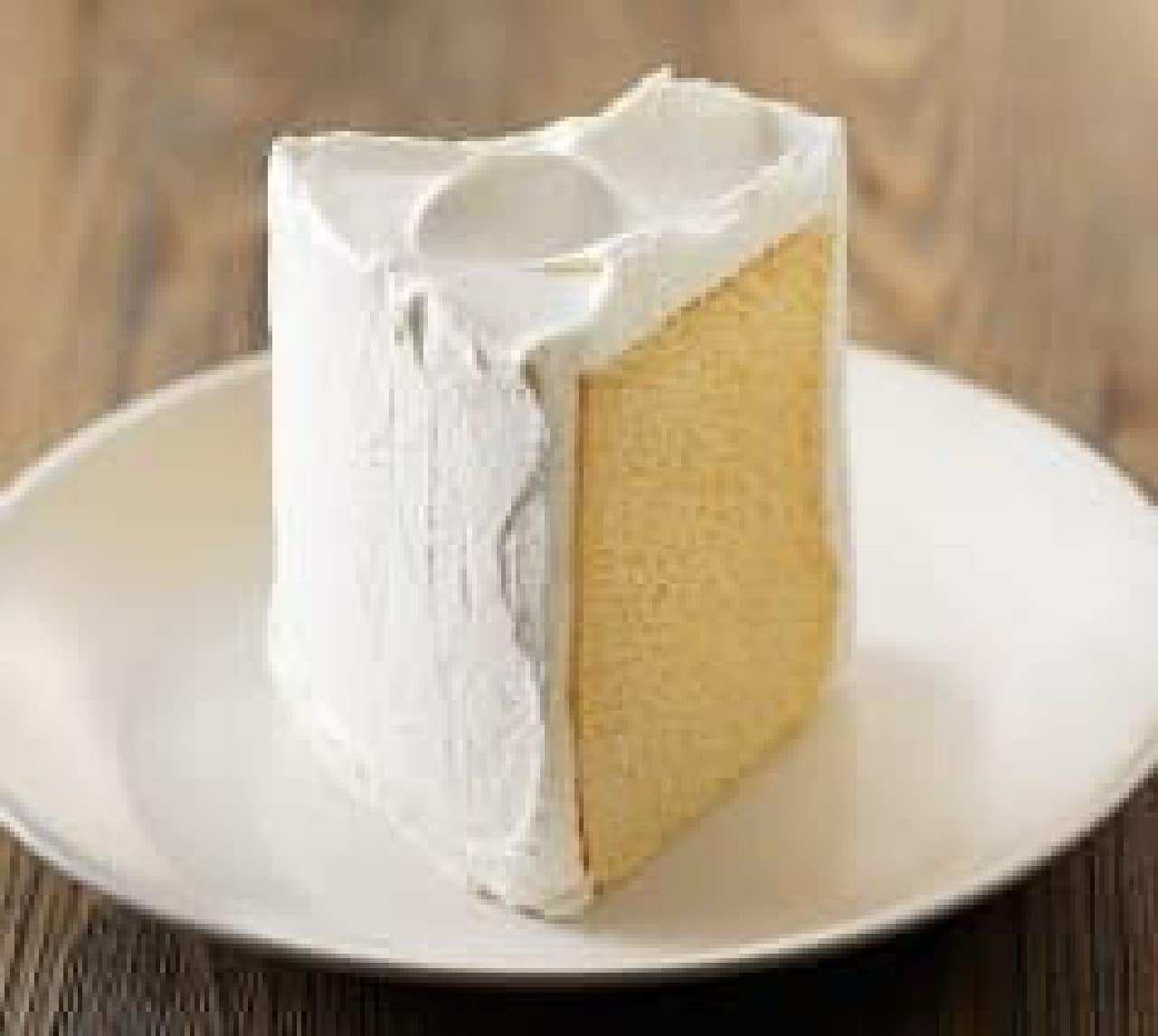 シフォンケーキ ~和三盆仕立て~ タリーズ