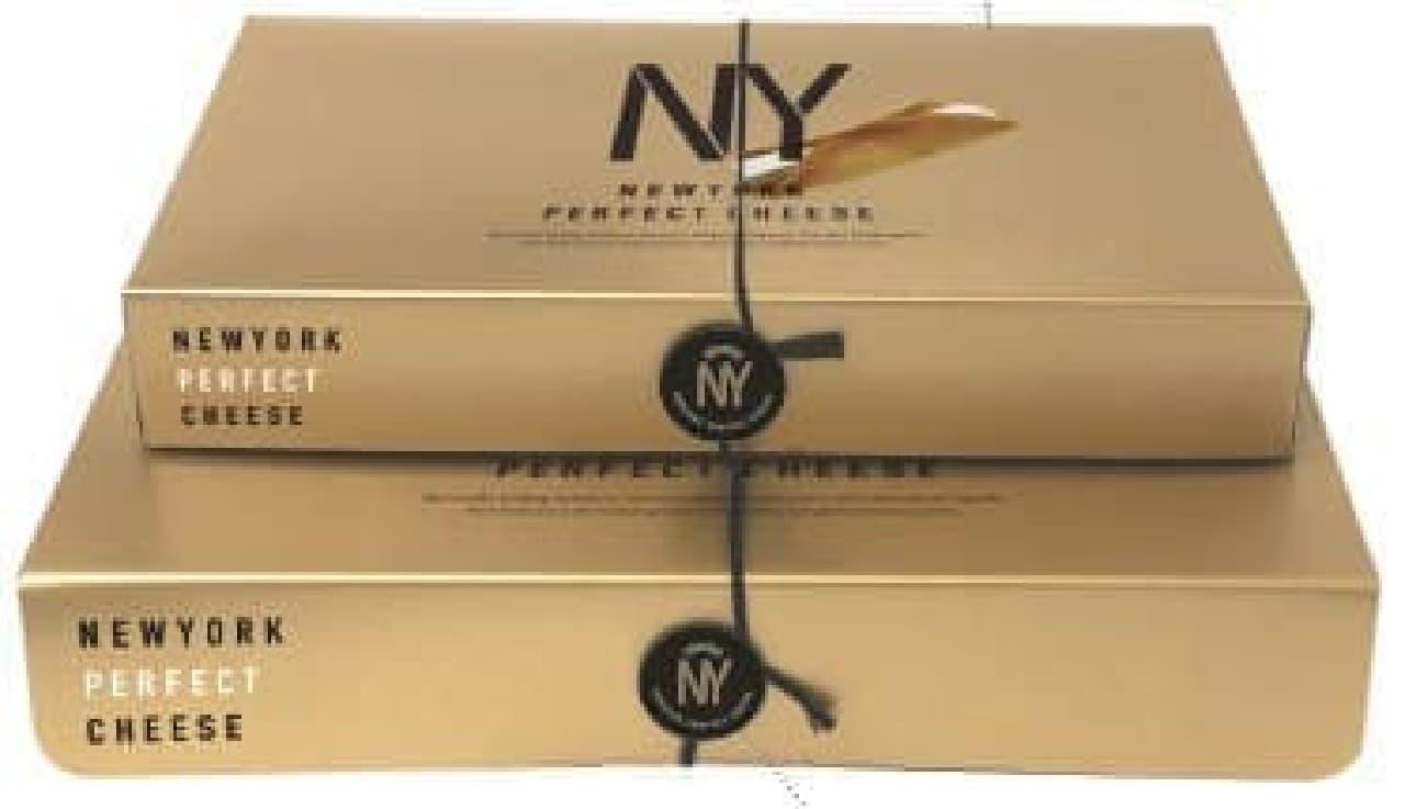 ニューヨークパーフェクトチーズ「ニューヨークパーフェクトチーズ」