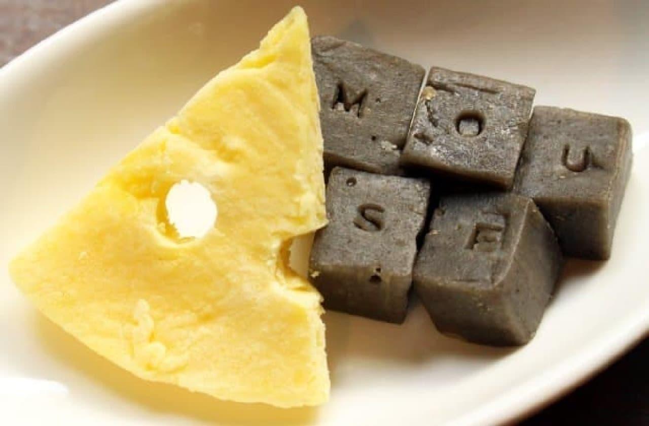 DAIGOMI チーズの盛り合わせ