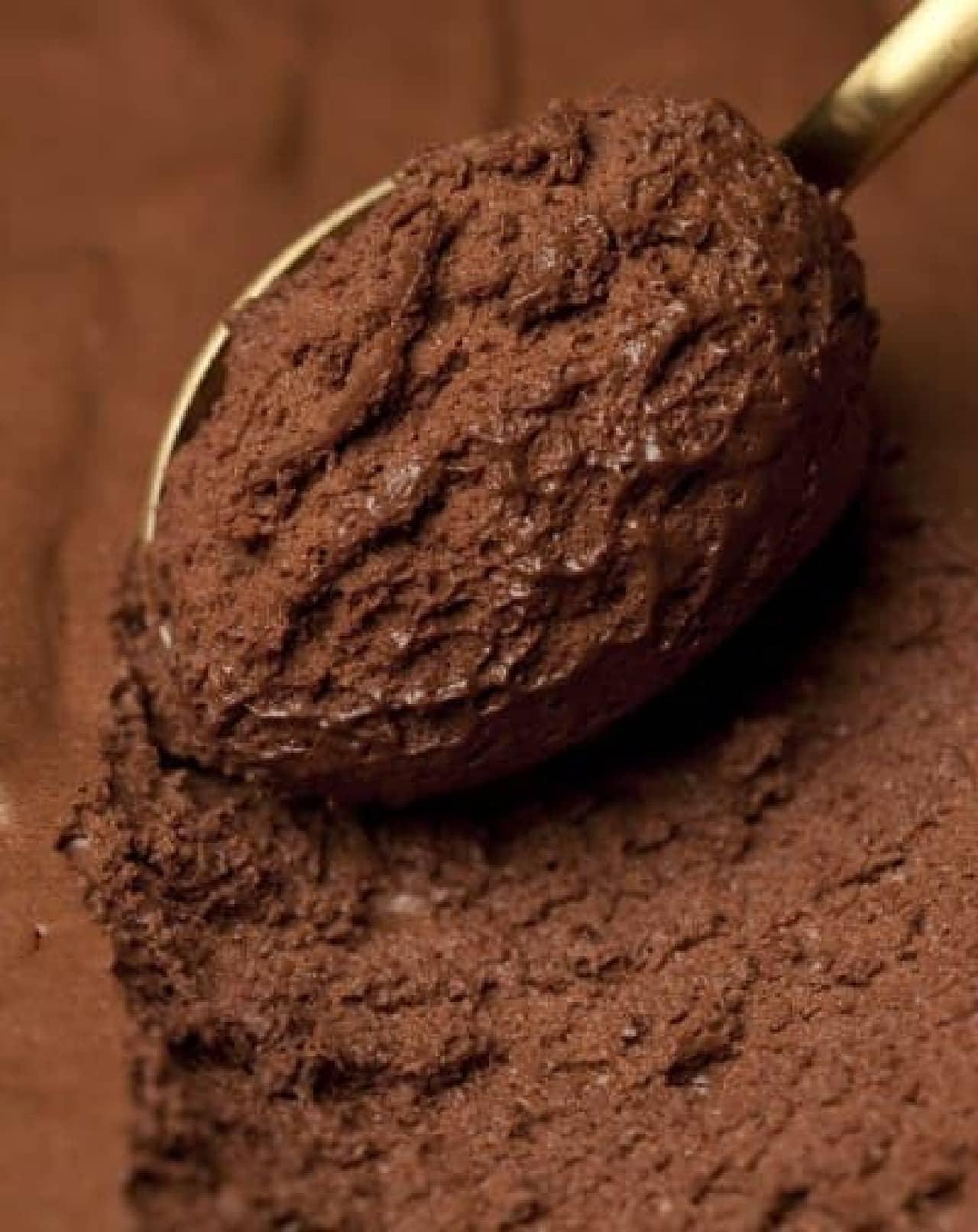 リンツ ショコラ カフェ「リンツ ムース・オ・ショコラ」