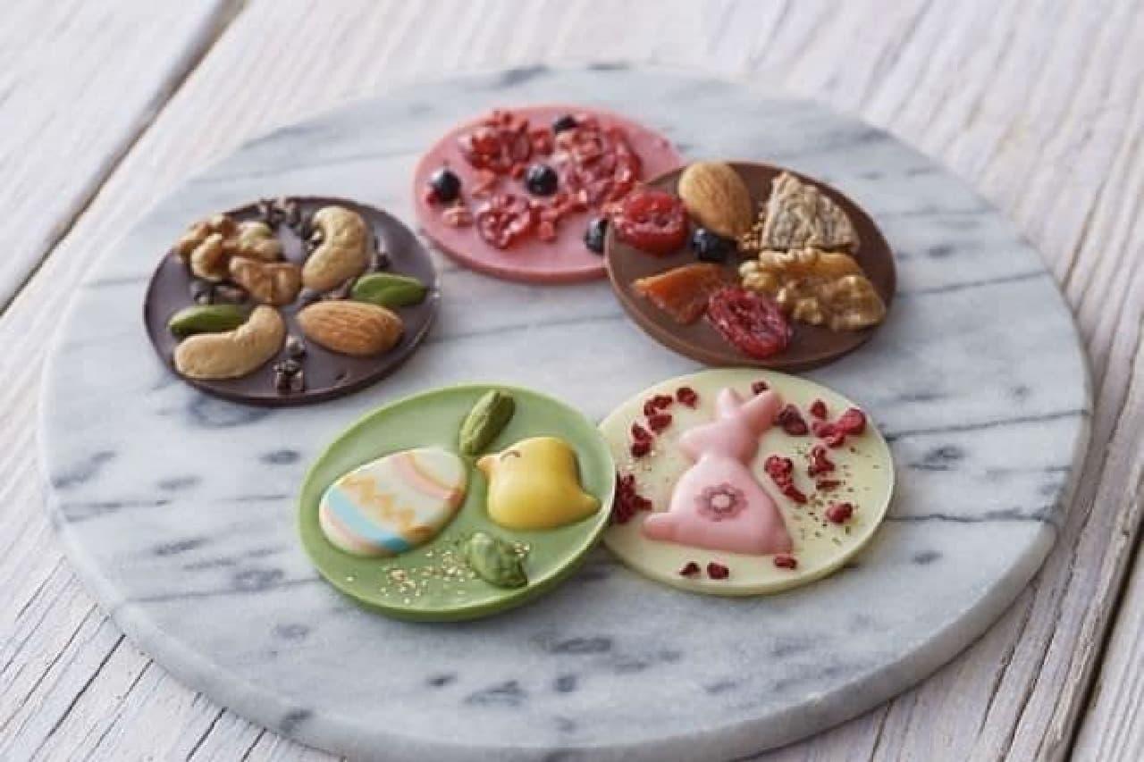 小樽洋菓子舗ルタオ「イースター パレット」