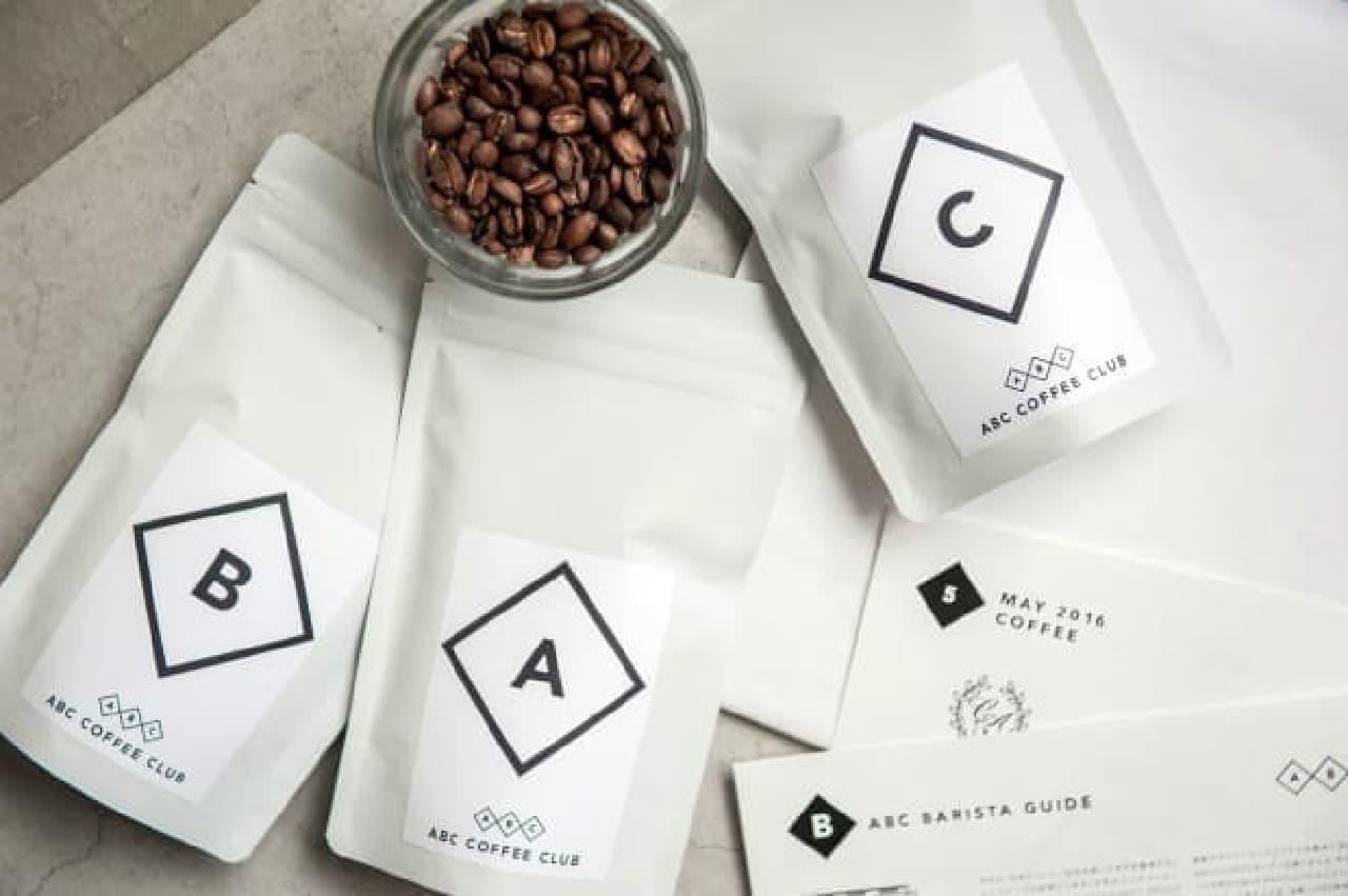 ALPHA BETA COFFEE CLUB(アルファベータコーヒークラブ)