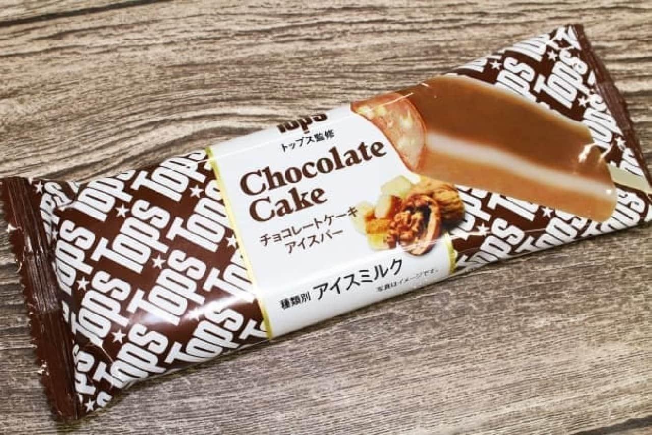 セブン-イレブン「トップス チョコレートケーキアイスバー」