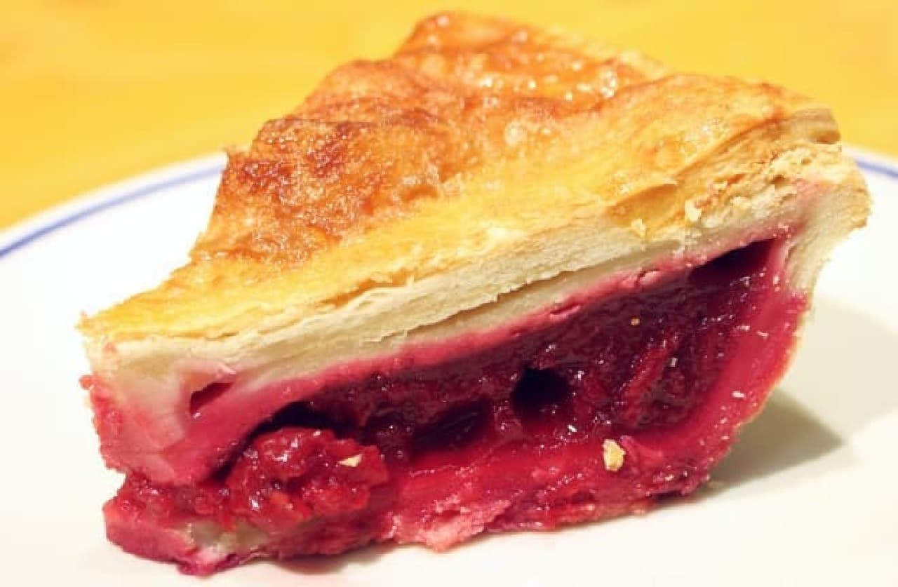 "The Pie Hole Los Angeles「Mom's""Cherry""Double Crust(マムズ""チェリー""クラスト)」"