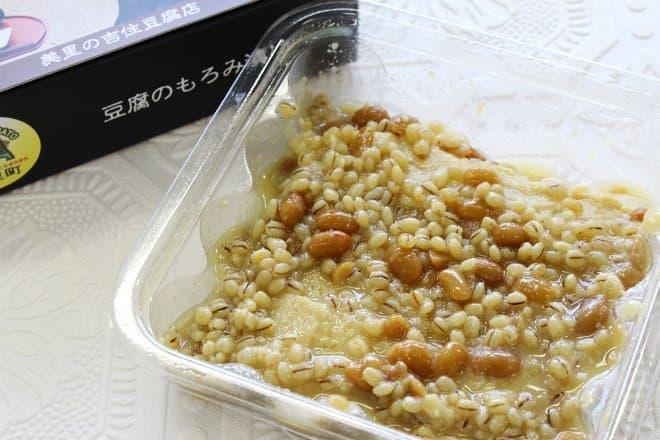 吉住豆腐店 豆美4個入りギフトセット