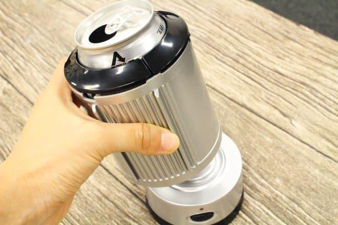アサヒビール 超音波機能付きシルキーフォーマー