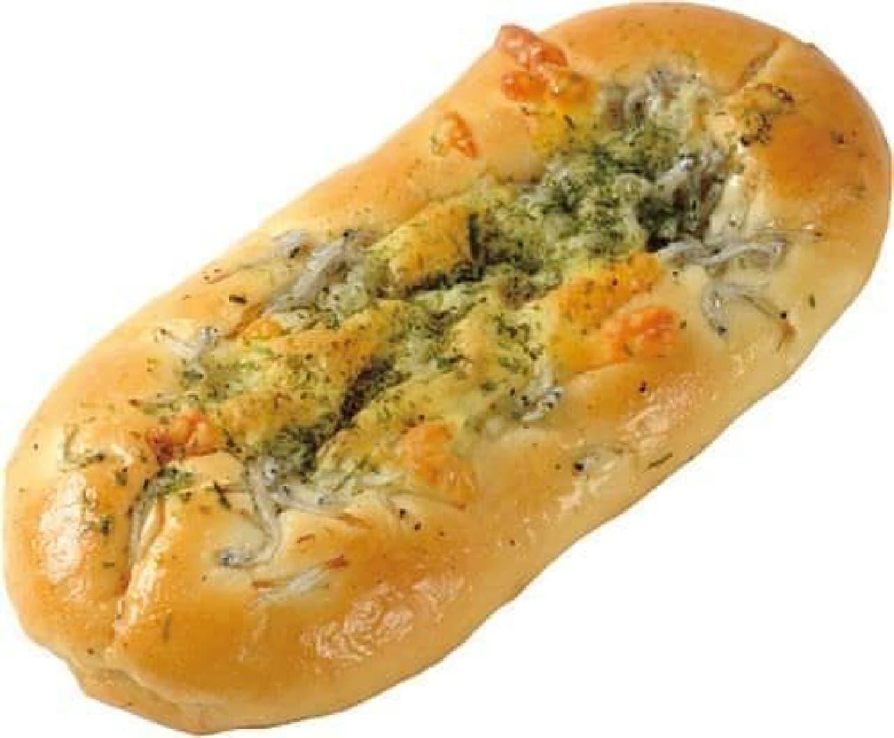 HOKUO「湘南しらすピザ」