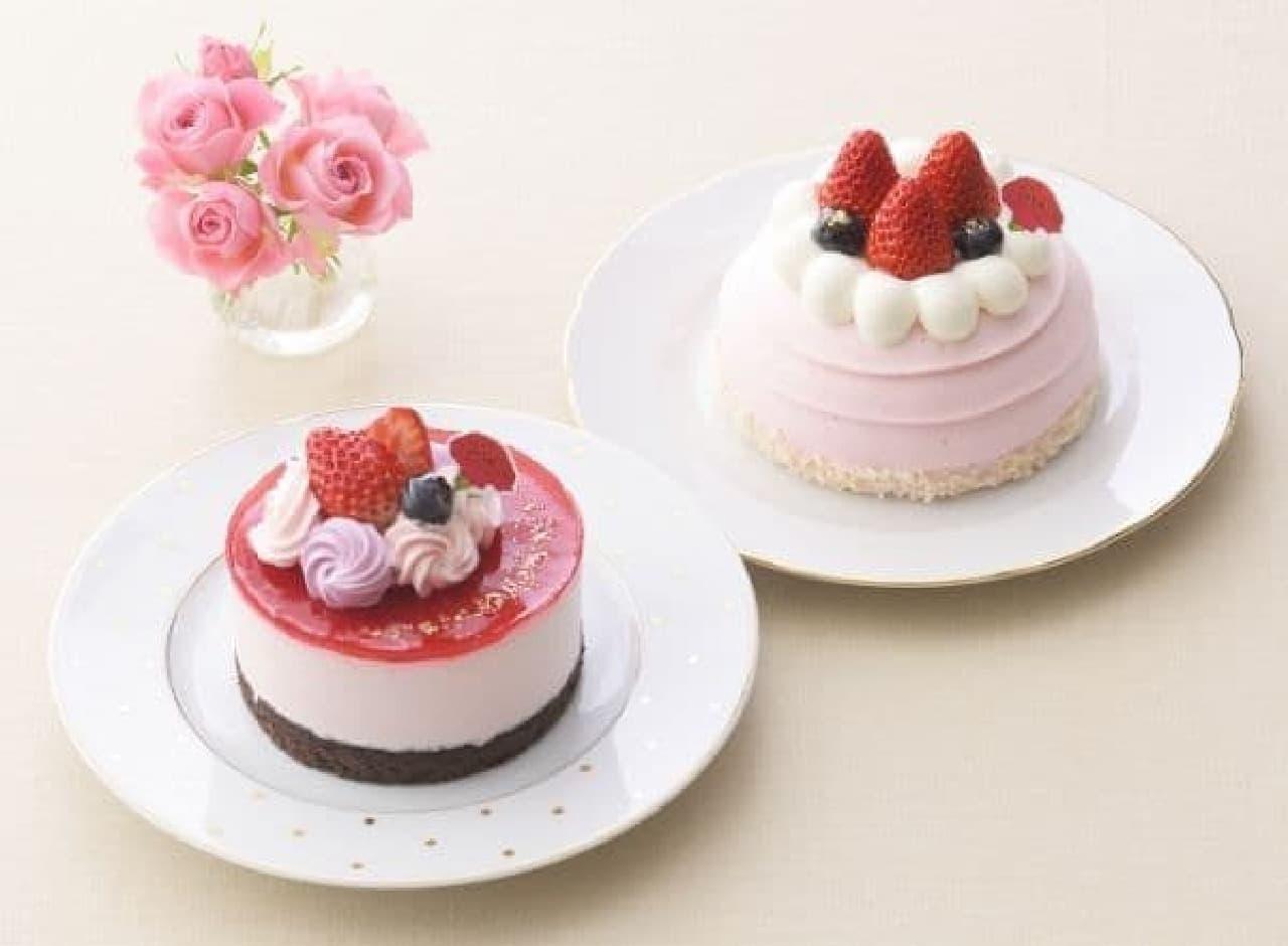 銀座コージーコーナー「母の日限定ケーキ」