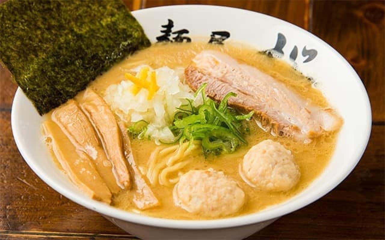 麺屋 桜「桜まかないラーメン」