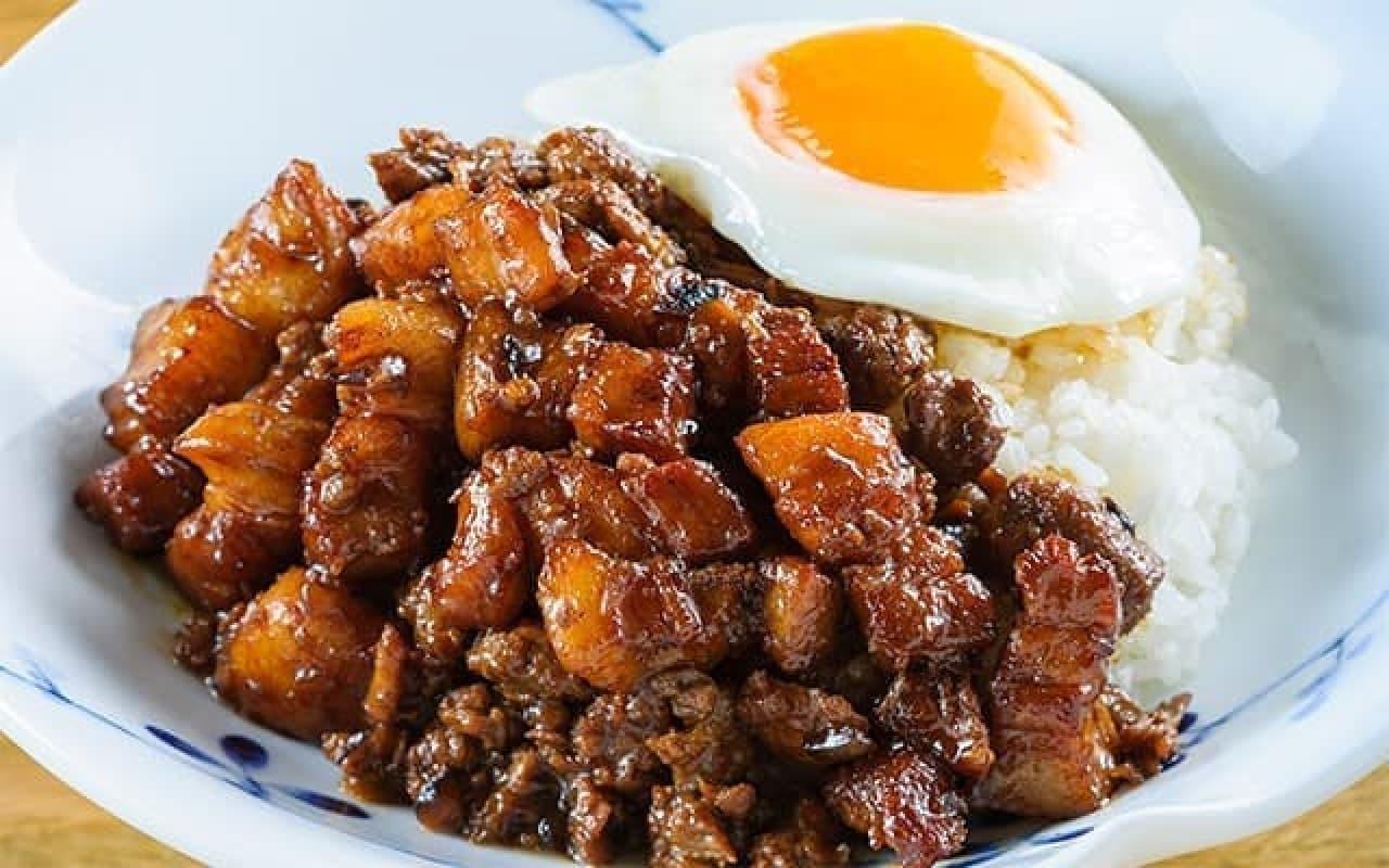 希須林(きすりん)「魯肉飯」