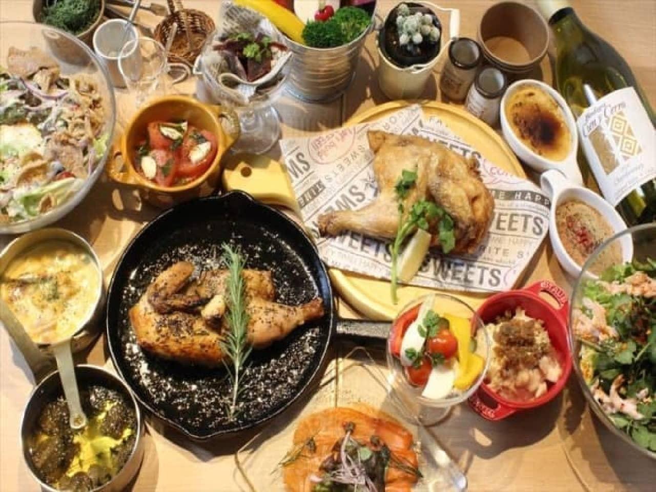 鶏×バル HINAMARU(ひなまる)