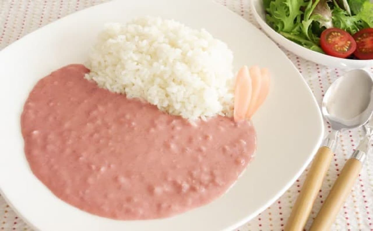 岩下食品「ピンクニュージンジャーカリー」