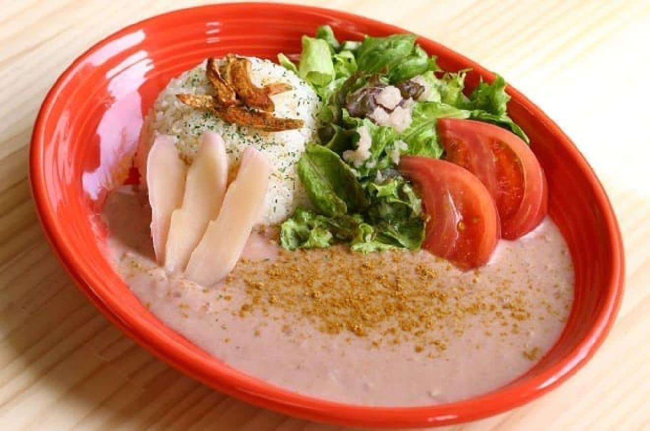 岩下食品 CAFE NEW GINGER「ピンクニュージンジャーカリー」