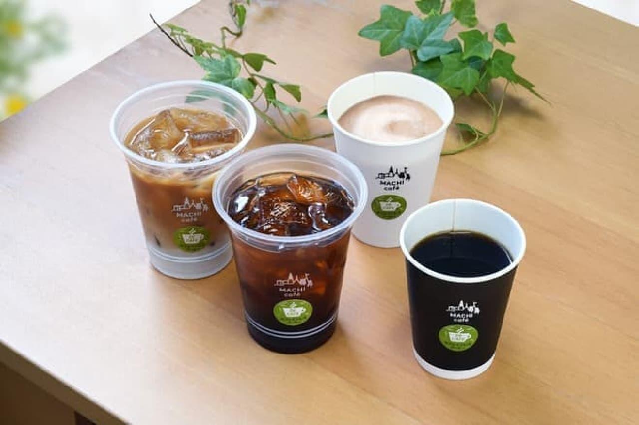 ローソン カフェインレスコーヒー、カフェインレスカフェラテ