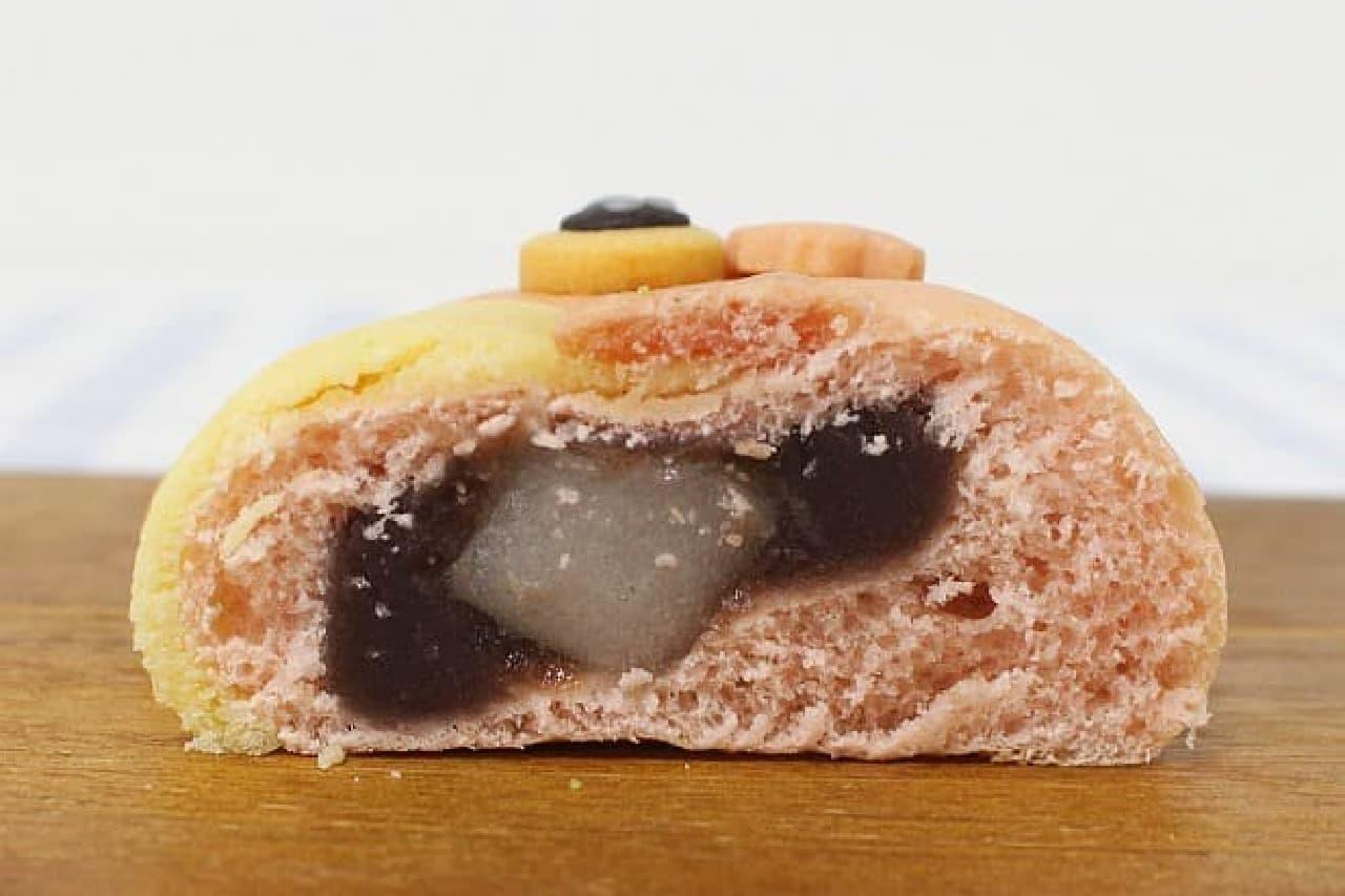 ぱんやのパングワン「桜パングワン」