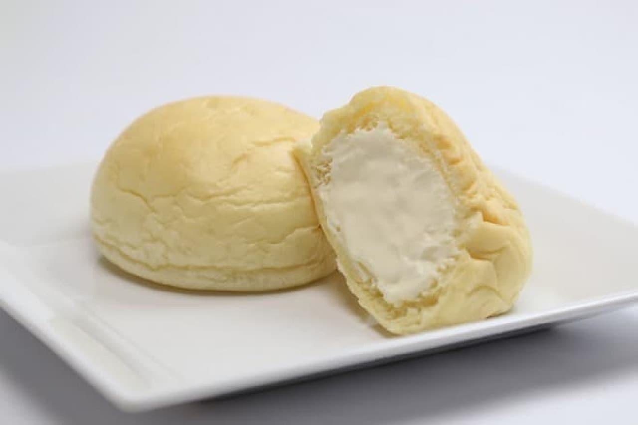 スリーエフ「F STYLE清水屋 クリームチーズパン」