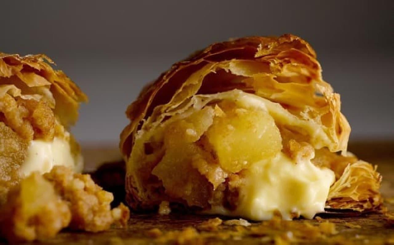 焼きたてカスタードアップルパイ専門店「RINGO(リンゴ)」