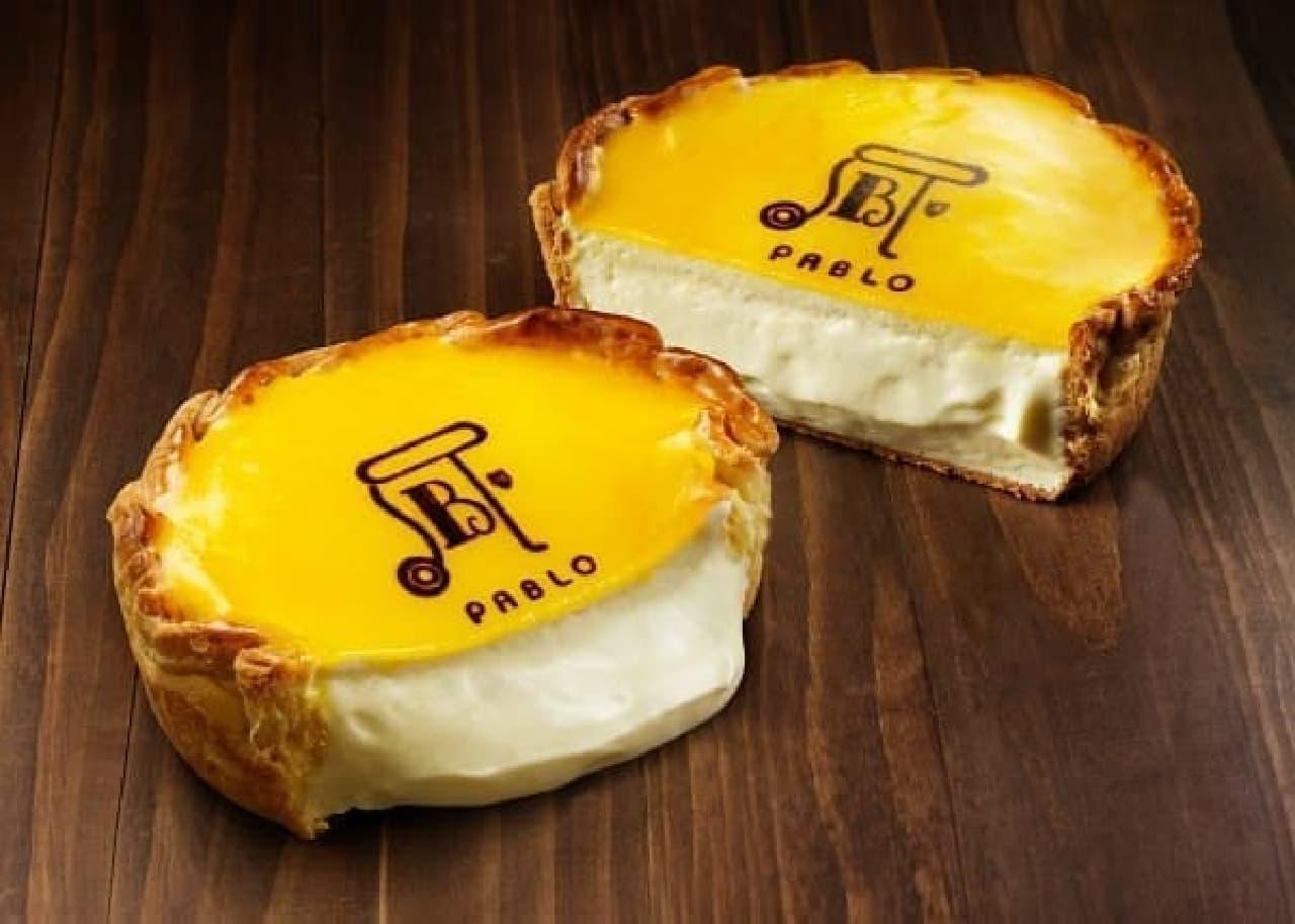 パブロ「焼きたてチーズタルト」