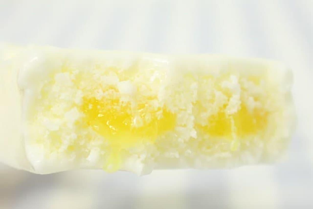 赤城乳業「ガリガリ君リッチ レアチーズ味」