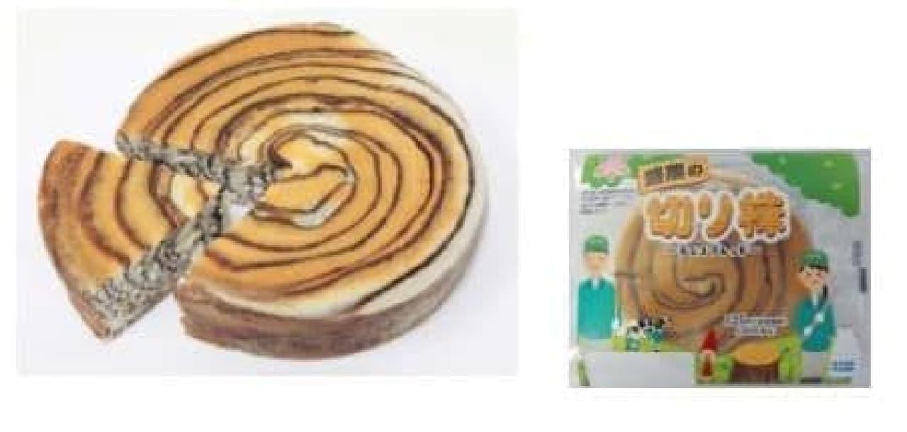 岩手県立盛岡農業高等学校の生徒たちとローソンが共同開発した菓子パン