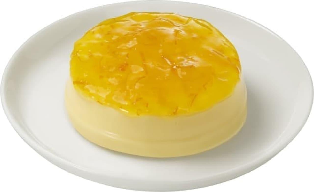 メリーチョコレート「メリーコンフィチュールムース」オレンジ