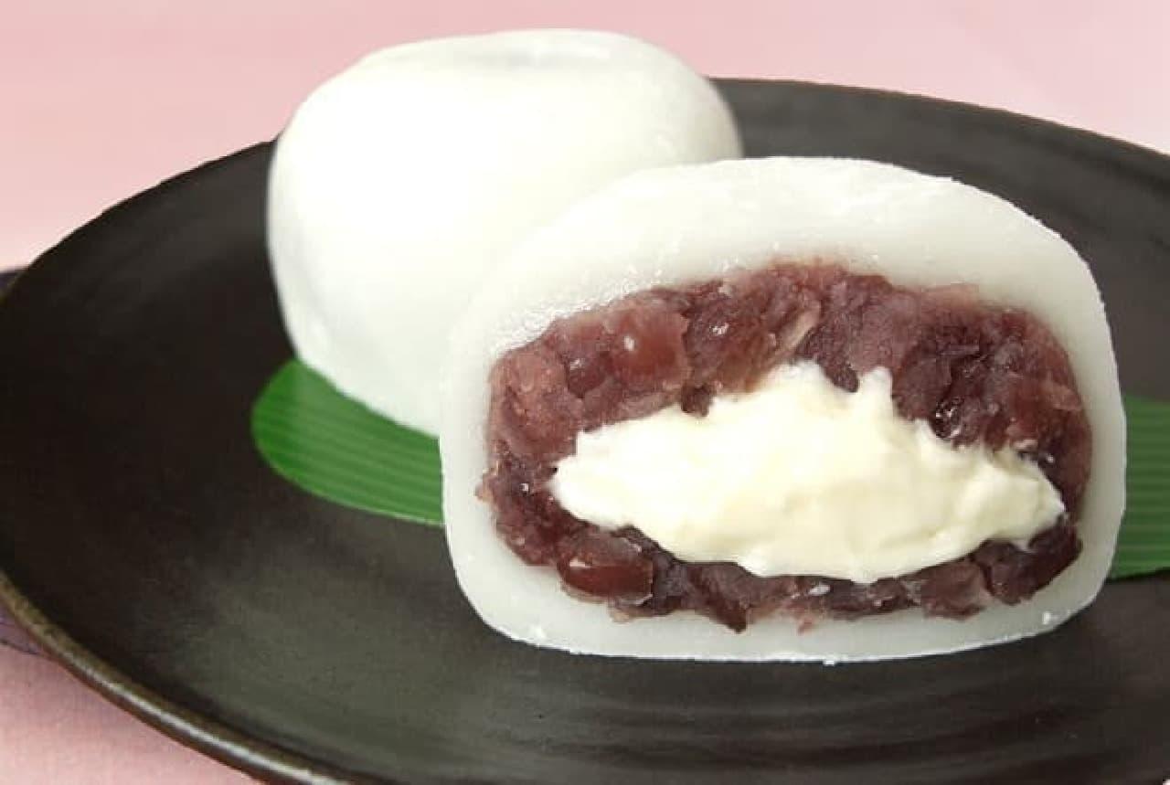 丸八製菓「夢福餅」