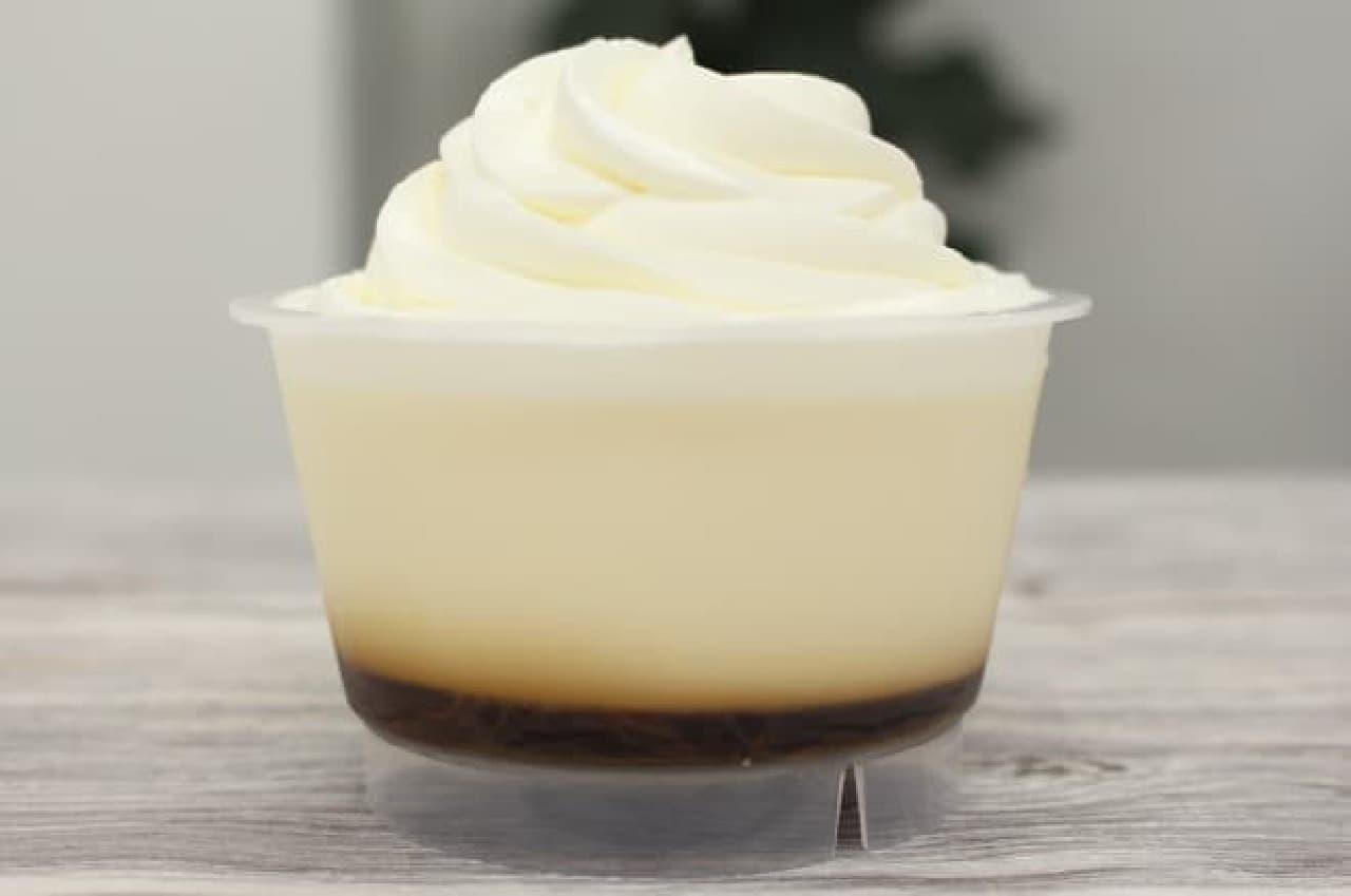 セブン-イレブン「北海道産牛乳のまっしろみるくぷりん」