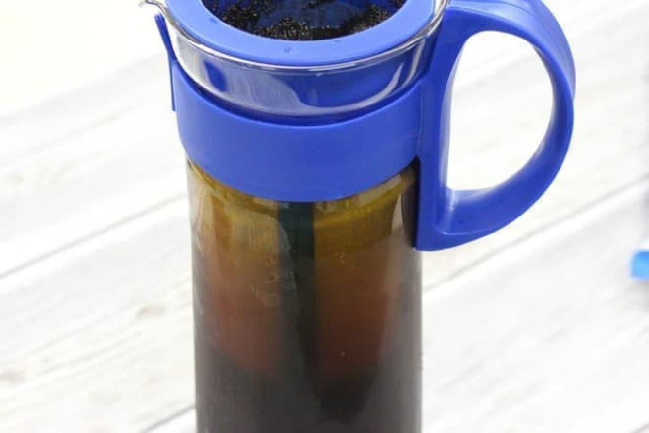 カルディ 水出しコーヒー