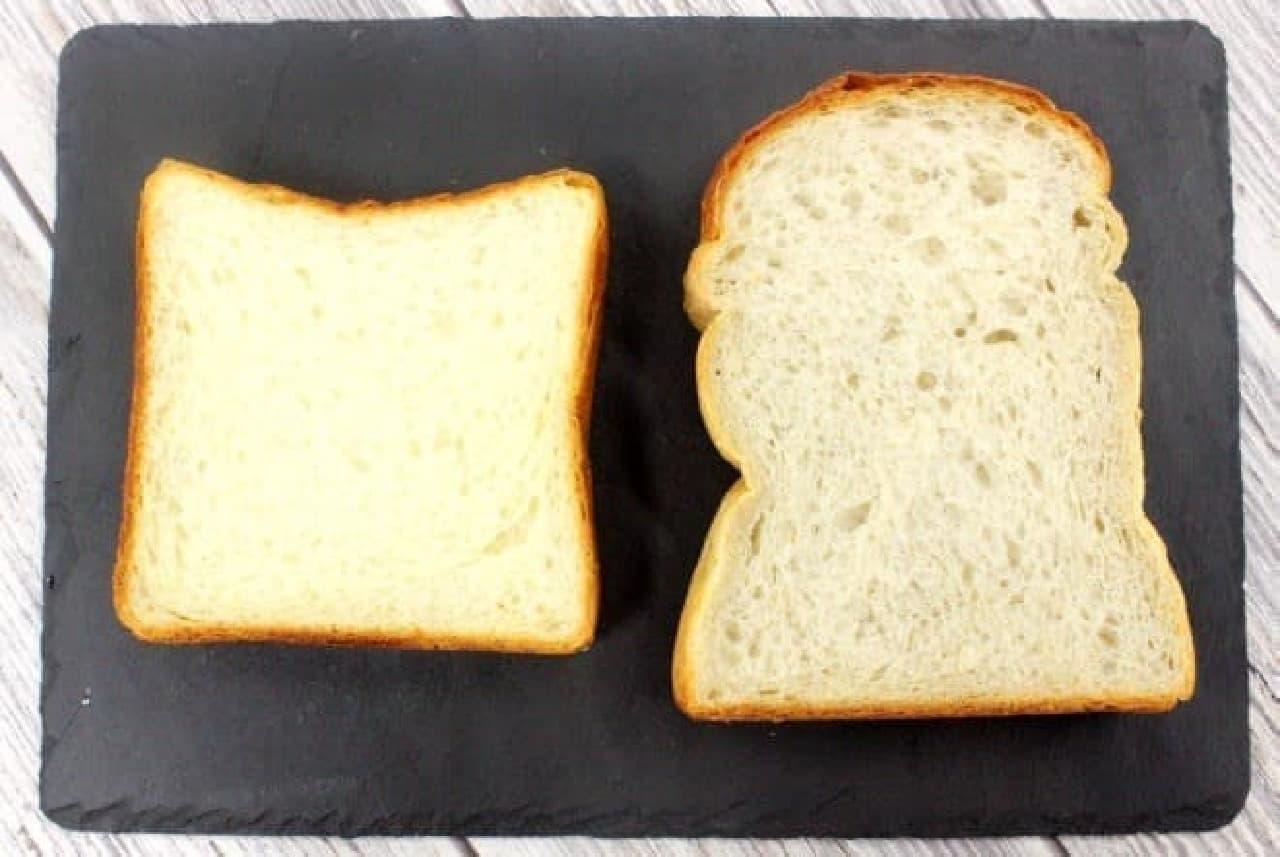 BOUL'ANGE(ブール アンジュ)の食パン