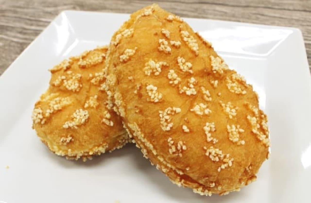 ミスタードーナツ「チーズ・デ・グリーンカレー」と「タマゴ・デ・欧風カレー」
