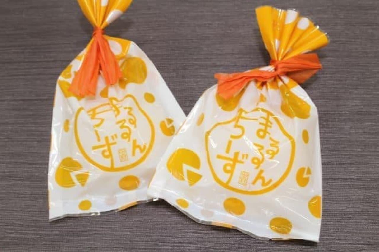 田村製菓「まるるんちーず」