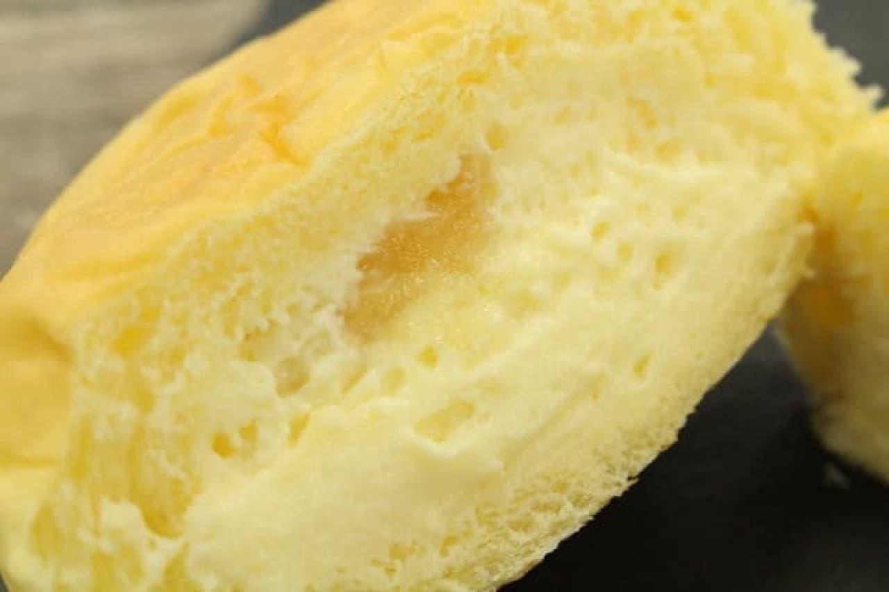 八天堂 くりーむパン 清水白桃