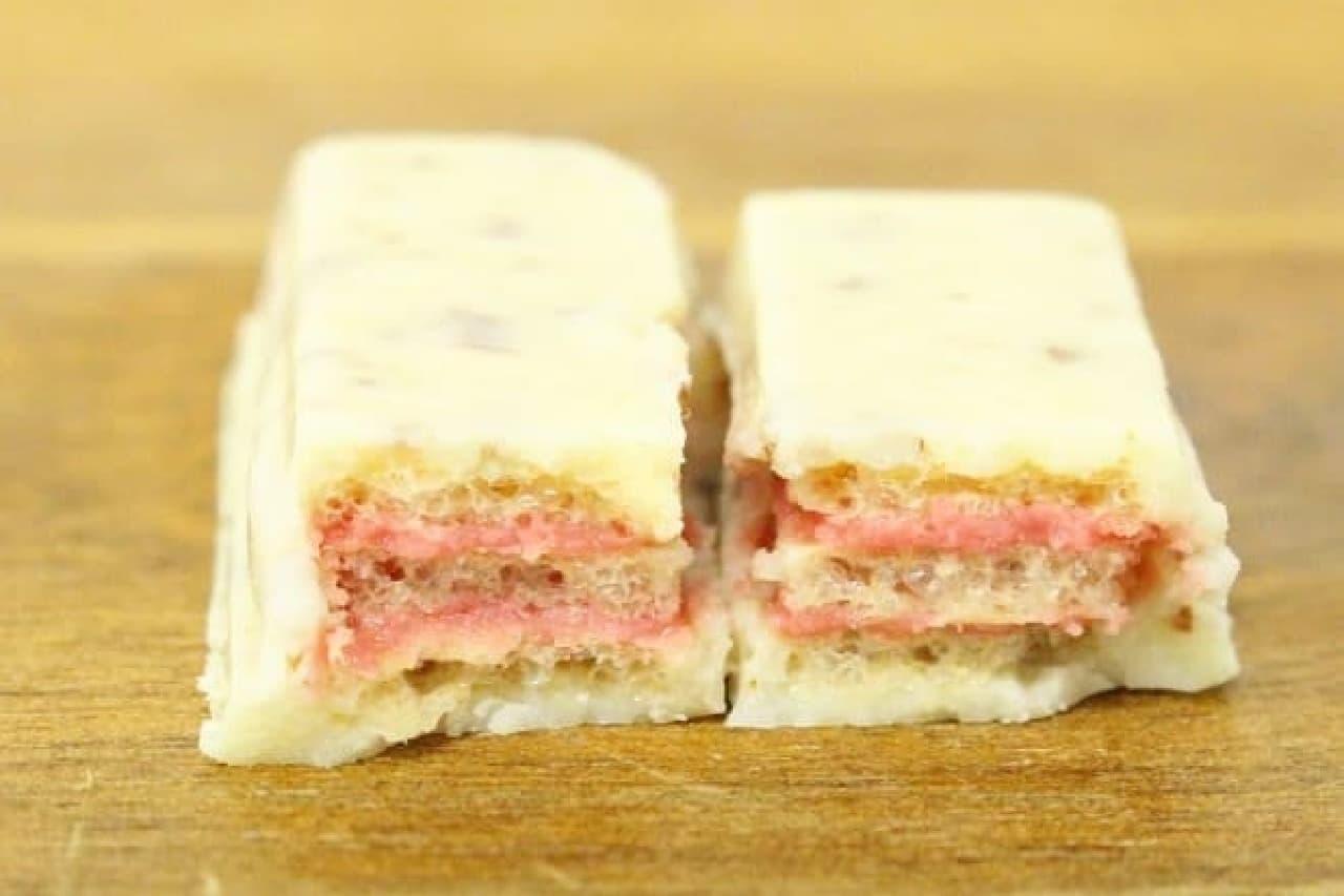 ネスレ「キットカット ミニ ストロベリーチーズケーキ味」