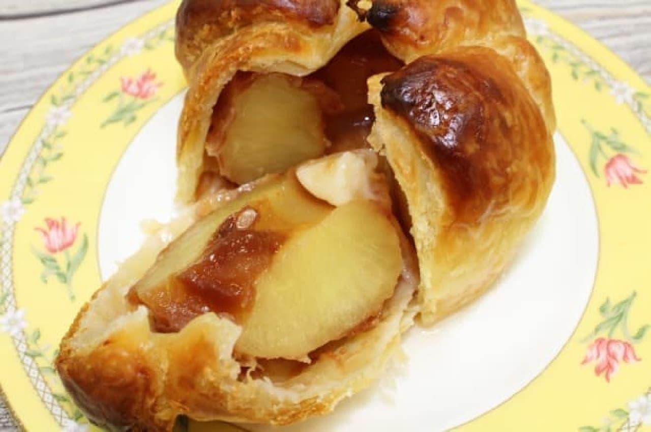 Pie Holic「アップルダンプリング with アイスクレマコーヒー」