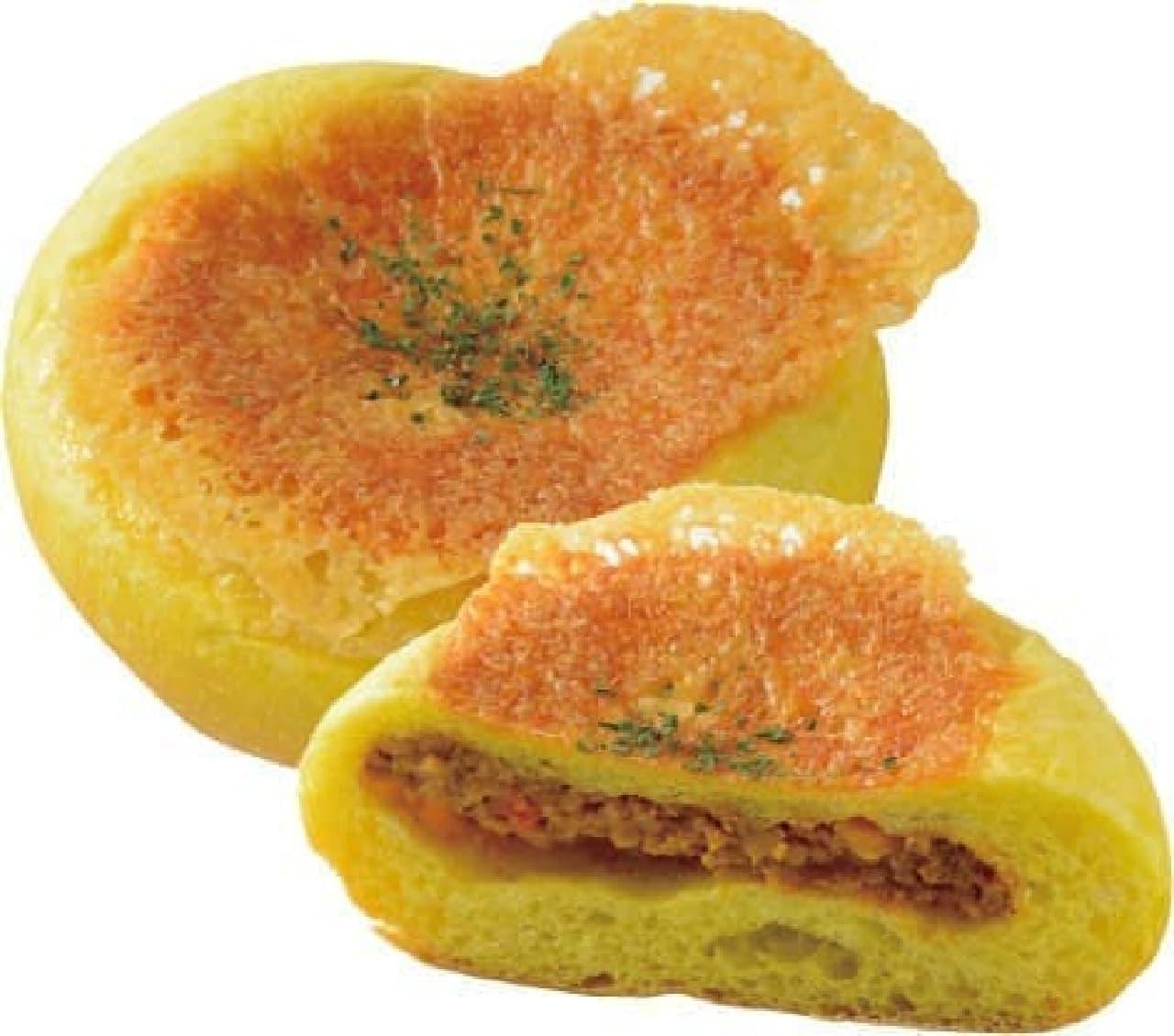 ホクオウ「チーズ&キーマカレー」