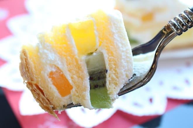 フルーティアふくしま ケーキ