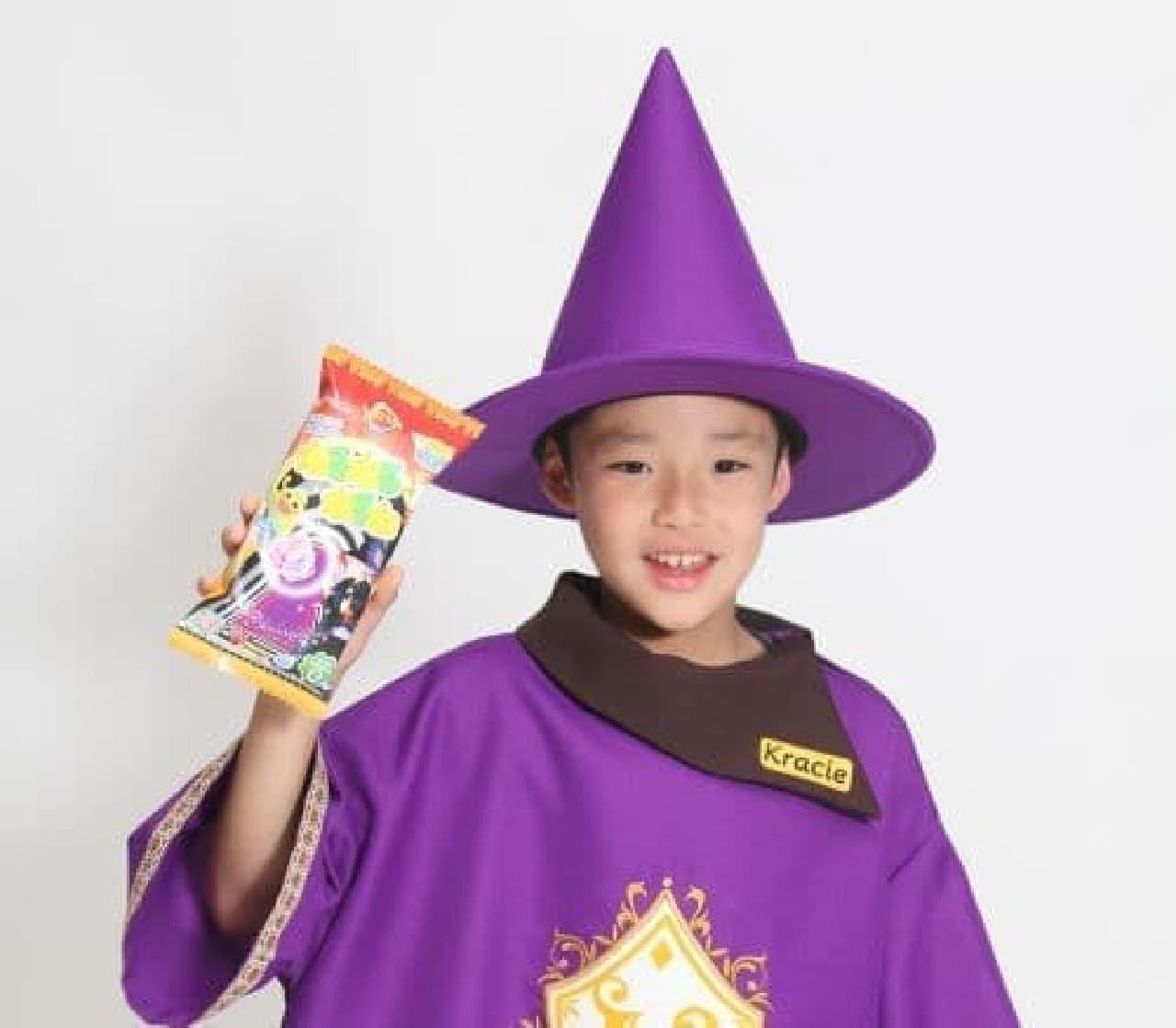 """アクティビティ おかし魔法研究所は、ねるねるねるねを作る""""魔法使い""""を体験できるアクティビティ"""