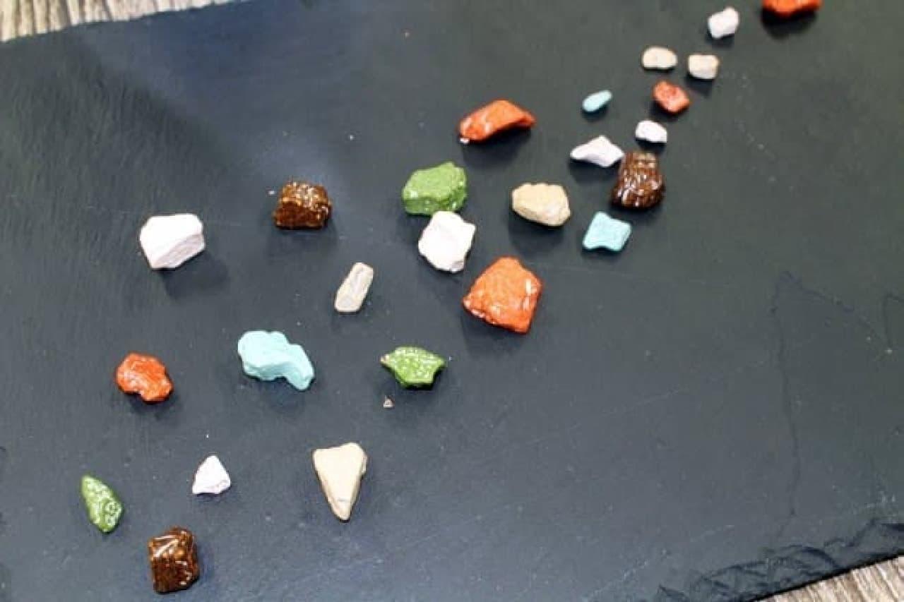 TeNQ「小惑星チョコレート」