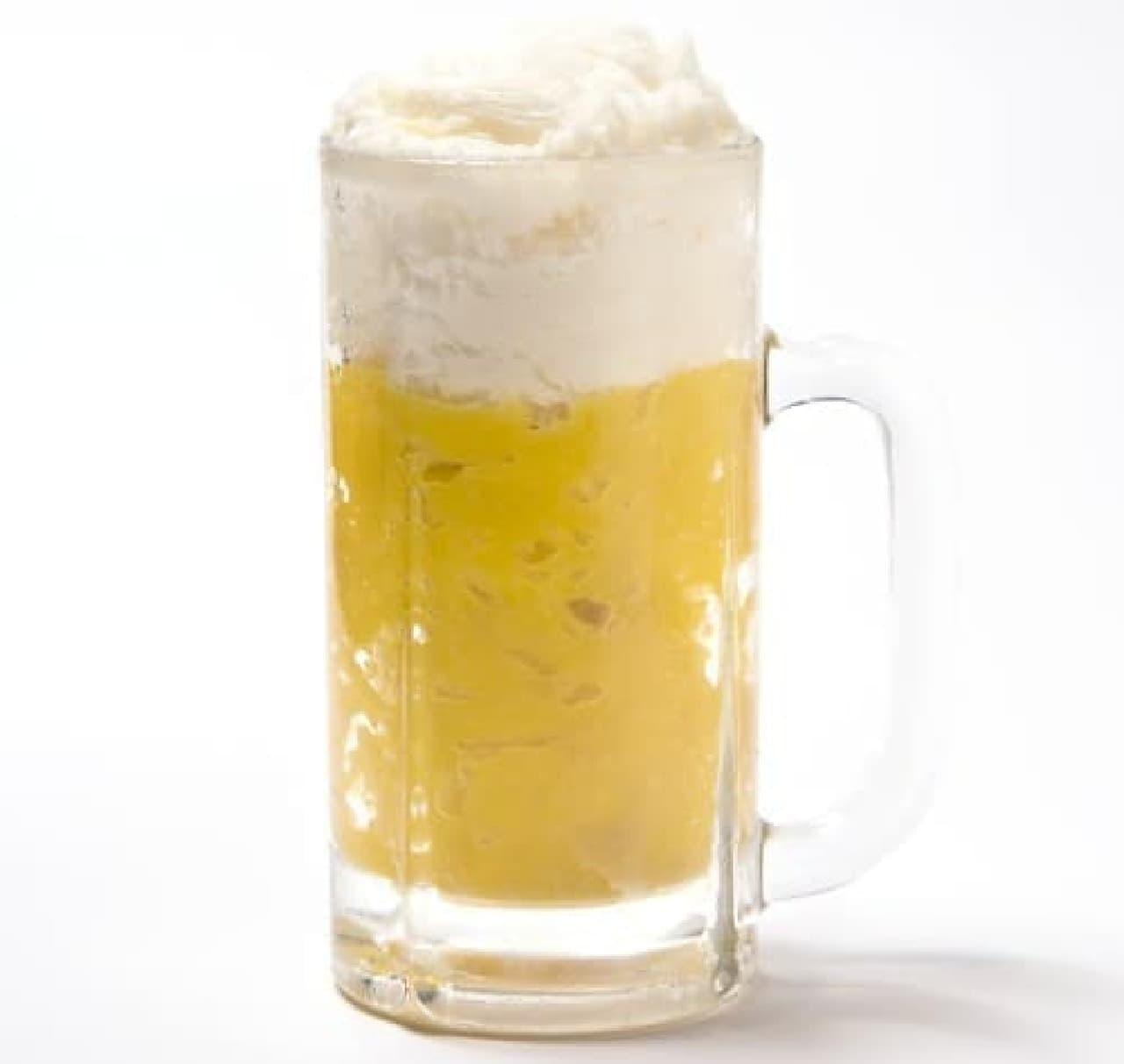 アイスモンスター「ビールかき氷」