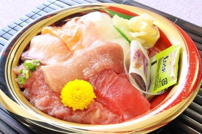 イトーヨーカドー「本鮪中トロ入り!海鮮丼」