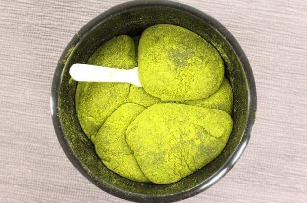 セブン-イレブン「宇治抹茶のわらび餅」