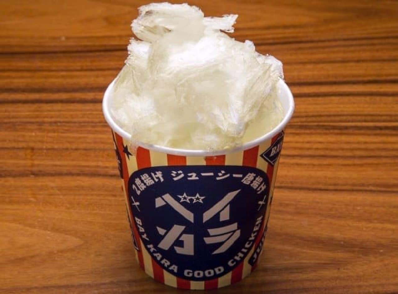 横浜スタジアム「ベイカラ氷」