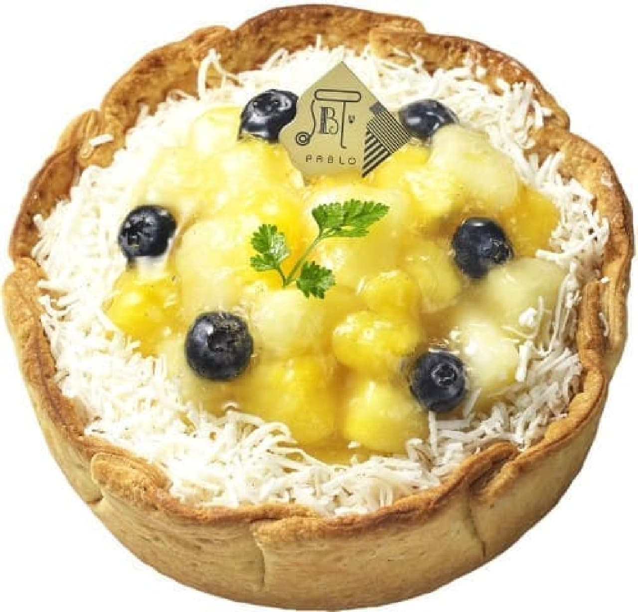 PABLO(パブロ)「ゴールデンパインとココナッツのチーズタルト」