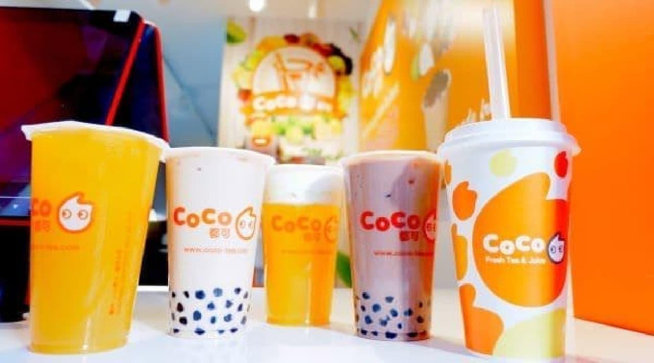 「CoCo」原宿店は、2017年2月にオープンした渋谷センター街店に続く日本国内2号店
