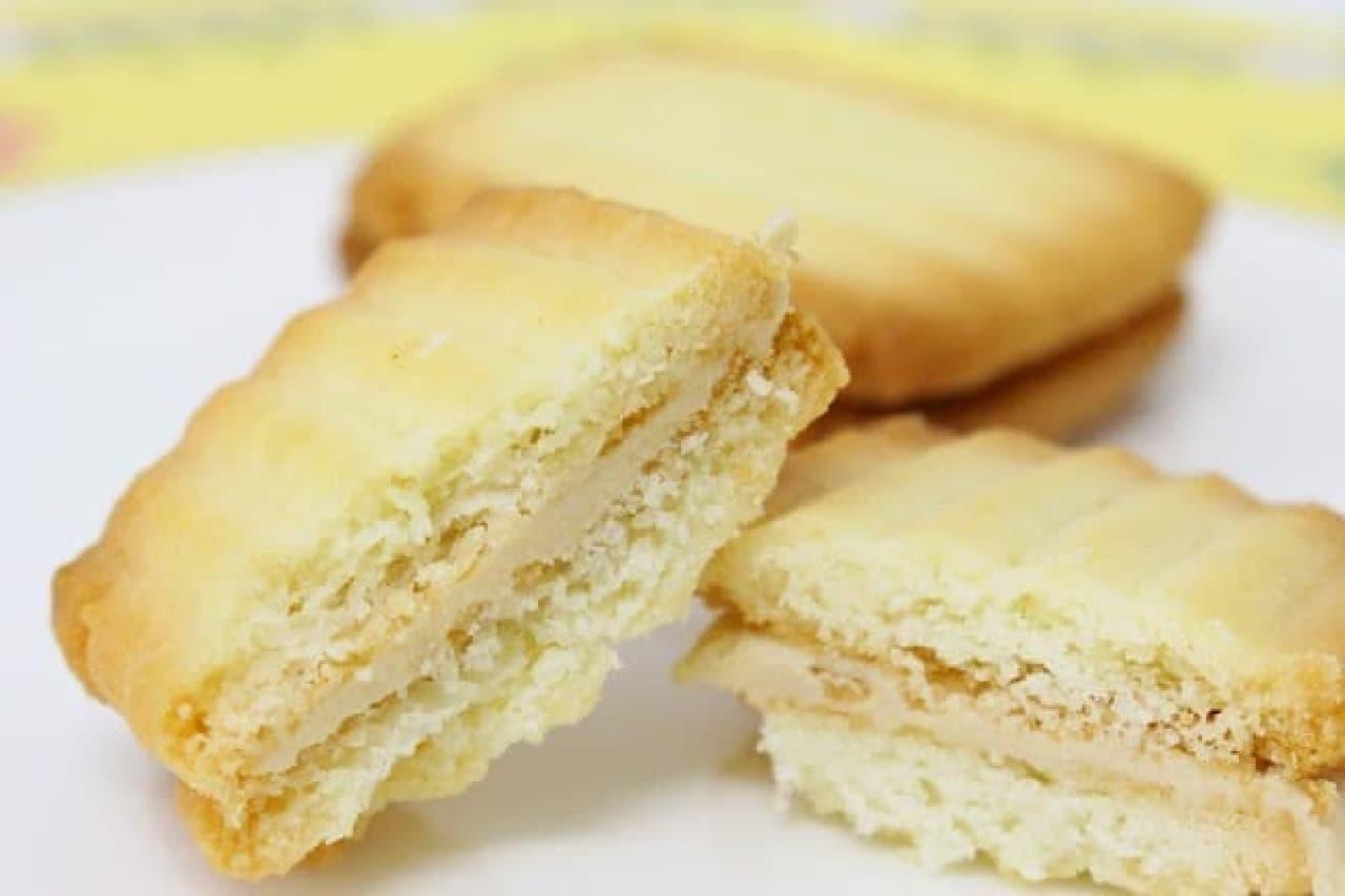 午後の紅茶<レモンティーサンドクッキー>