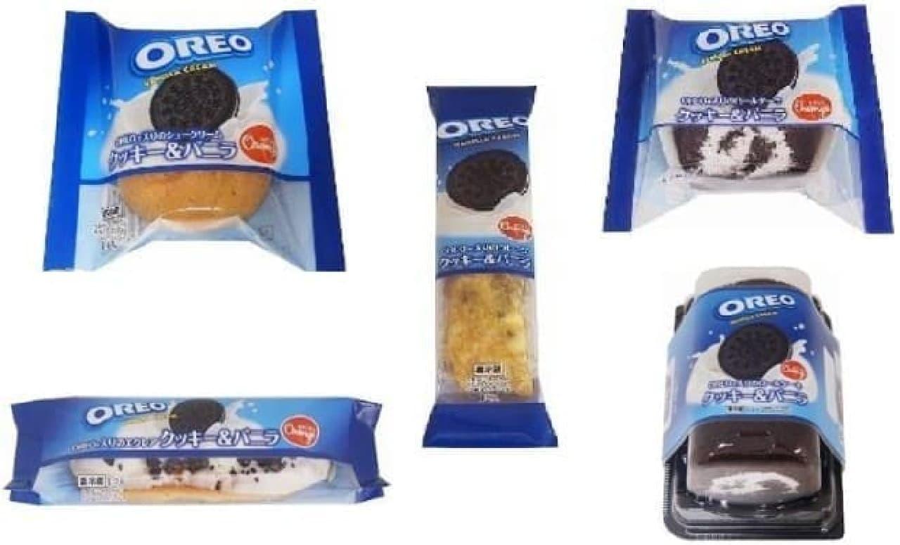 「OREO(オレオ)」を使ったスイーツ5品