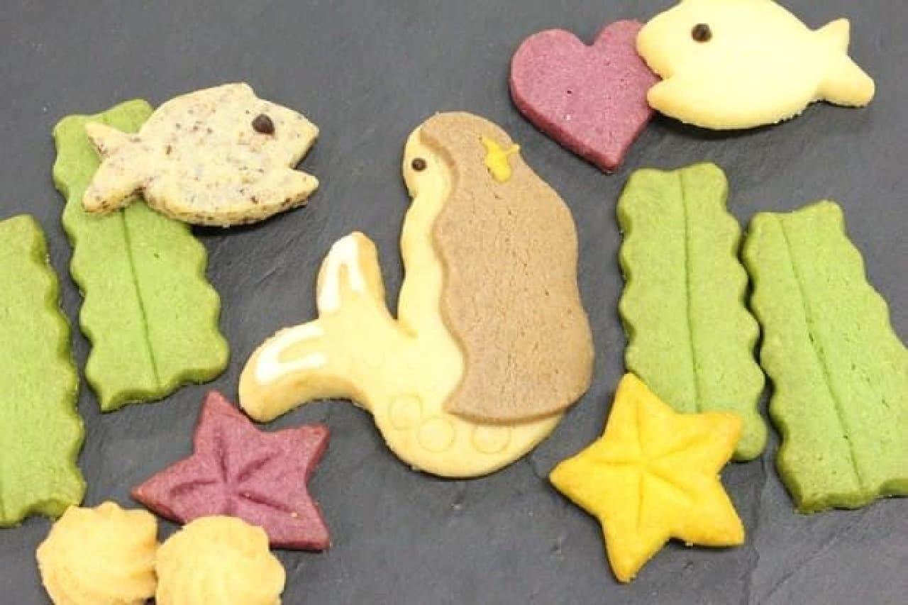 アンデルセン童話クッキー