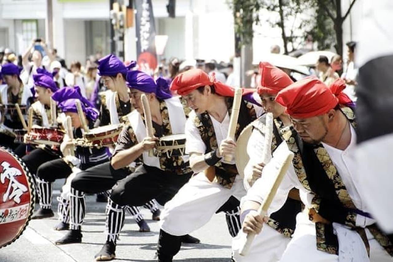 沖縄フードガーデン2017